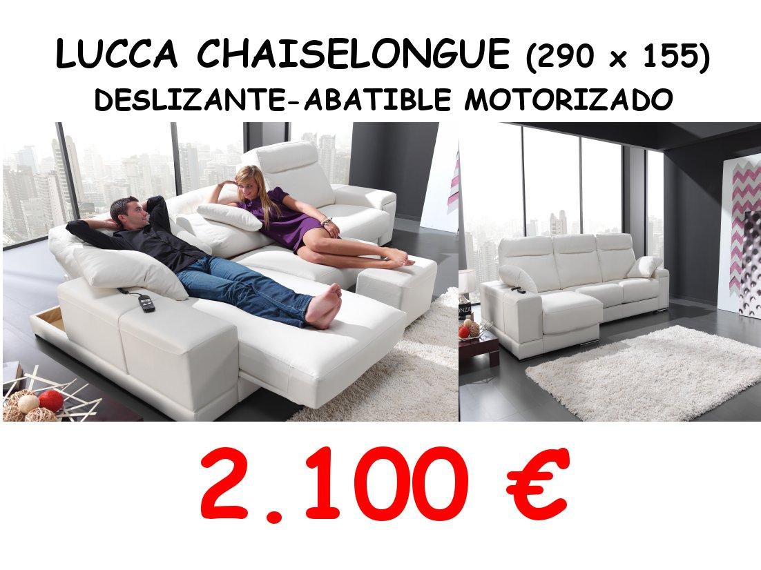 Sofa modelo Lucca